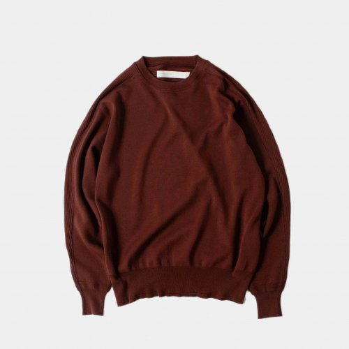 <img class='new_mark_img1' src='https://img.shop-pro.jp/img/new/icons6.gif' style='border:none;display:inline;margin:0px;padding:0px;width:auto;' />ASEEDONCLOUD / Healing Sweater 「Burgundy」