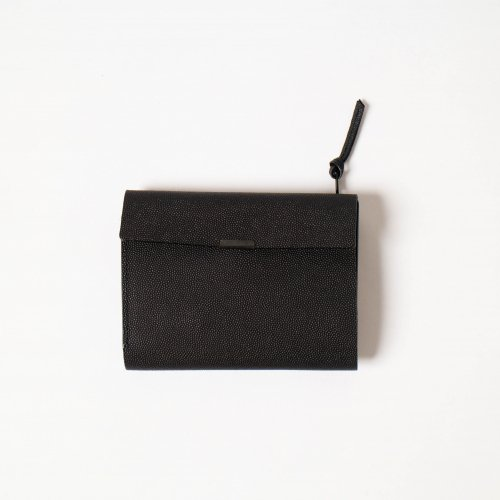 <img class='new_mark_img1' src='https://img.shop-pro.jp/img/new/icons6.gif' style='border:none;display:inline;margin:0px;padding:0px;width:auto;' />ERA. / NEW VINTAGE AIRPORT WALLET 「Black」