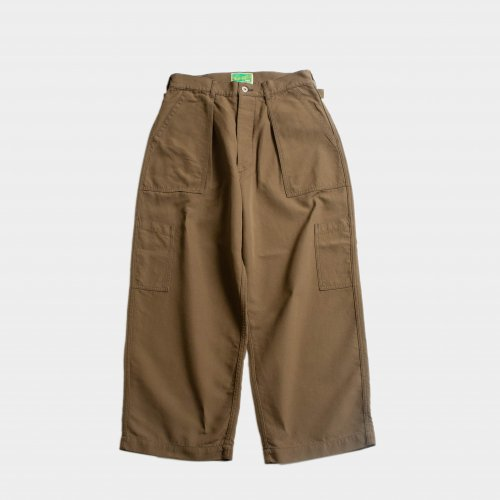 <img class='new_mark_img1' src='https://img.shop-pro.jp/img/new/icons6.gif' style='border:none;display:inline;margin:0px;padding:0px;width:auto;' />WESTOVERALLS /  50s USAF TROUSERS 「Olive」