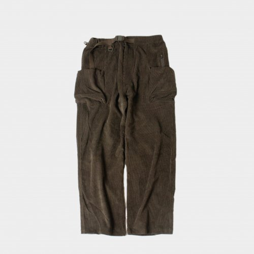 <img class='new_mark_img1' src='https://img.shop-pro.jp/img/new/icons6.gif' style='border:none;display:inline;margin:0px;padding:0px;width:auto;' />Abu Garcia / CORDUROY LURE BOX WIDE PANTS 「Olive」