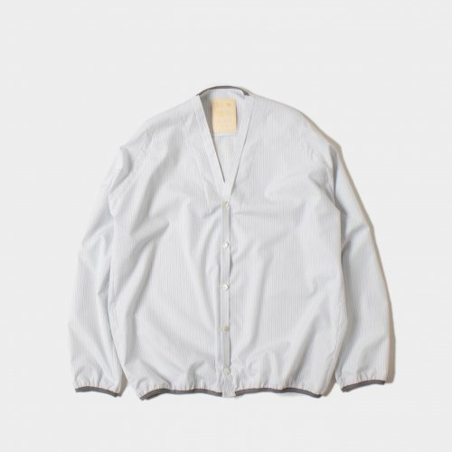 <img class='new_mark_img1' src='https://img.shop-pro.jp/img/new/icons6.gif' style='border:none;display:inline;margin:0px;padding:0px;width:auto;' />KIMURA / Narrowing Cardigan 「Monochrome Tricolor」