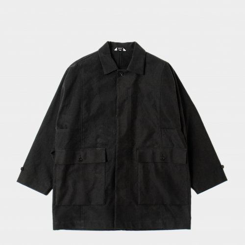 <img class='new_mark_img1' src='https://img.shop-pro.jp/img/new/icons6.gif' style='border:none;display:inline;margin:0px;padding:0px;width:auto;' />kontor / Square Ah Big PKT Coat 「Charcoal」
