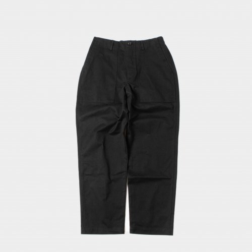 <img class='new_mark_img1' src='https://img.shop-pro.jp/img/new/icons6.gif' style='border:none;display:inline;margin:0px;padding:0px;width:auto;' />comm.arch. / BIZEN Washed Work Pants 「Blackout」