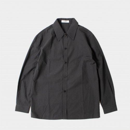 <img class='new_mark_img1' src='https://img.shop-pro.jp/img/new/icons6.gif' style='border:none;display:inline;margin:0px;padding:0px;width:auto;' />THE HINOKI(ザ ヒノキ)/ OG Cotton Poplin Shirt 「Slate Gray」