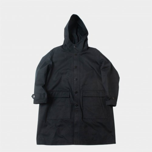 <img class='new_mark_img1' src='https://img.shop-pro.jp/img/new/icons6.gif' style='border:none;display:inline;margin:0px;padding:0px;width:auto;' />Handwerker / HW Weather Coat 「備前壱号Charcoal」