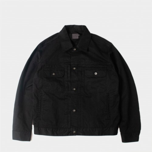 <img class='new_mark_img1' src='https://img.shop-pro.jp/img/new/icons6.gif' style='border:none;display:inline;margin:0px;padding:0px;width:auto;' />comm.arch. / BIZEN Washed Jacket 「Blackout」