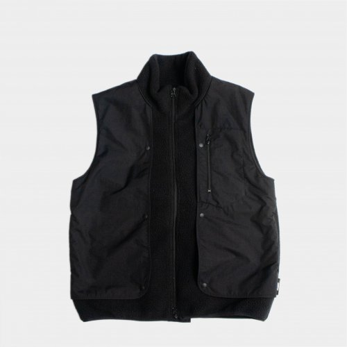 <img class='new_mark_img1' src='https://img.shop-pro.jp/img/new/icons6.gif' style='border:none;display:inline;margin:0px;padding:0px;width:auto;' />EEL Products / fiEELd vest 「ブラック」