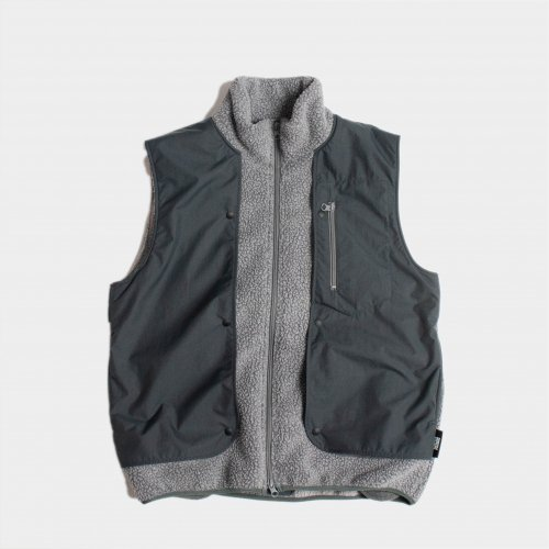 <img class='new_mark_img1' src='https://img.shop-pro.jp/img/new/icons6.gif' style='border:none;display:inline;margin:0px;padding:0px;width:auto;' />EEL Products / fiEELd vest 「杢グレー」