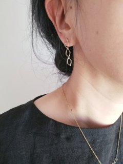 "DALVA(ダルヴァ) ピアス ""Anise Earrings""  Brass  【宅急便コンパクト指定可】"