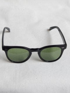 LUNETTES KOLLEKTION(リュネットコレクション) NOBLESSE OBLIGE(BLACK/GREEN SOLID)