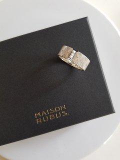 MAISON RUBUS(メゾンルーバス)art deco リング(M)silver