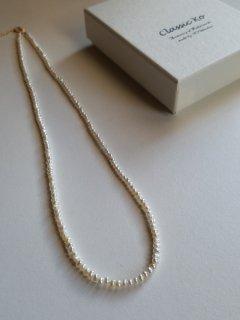classic ko (クラシックコー) Pearl ネックレス (50cm)