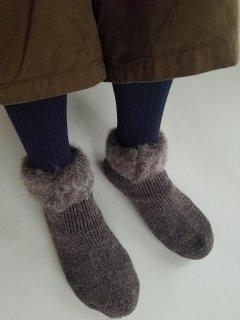 H FOOT WEAR (エイチフットウェア)Socks / プレーンソックス(Made in Portugal)   【ネコポス指定可能】