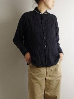 宝島染工(タカラジマセンコウ)オープンカラーシャツ