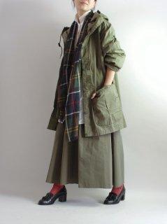 Barbour(バブアー) オーガニックパーカージャケット Oversize Hooded Bedale