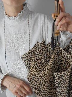 Bon Bon Store(ボンボンストア) レオパード 長傘 55センチ(雨傘)【送料別途】