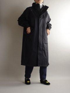 DESCENTE(デサント)×ALWEL(オルウェル)  ナイロンロングコート ALLWEATHER COAT