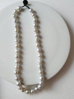 MAISON RUBUS(メゾンルーバス)本真珠 バロック  ネックレス biarritz series