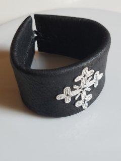 saami crafts (サーミクラフト) レザーブレスレット Aya