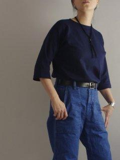 ★Bohemians(ボヘミアンズ) オリジナル別注 ヘビースムース 六分袖(+チョーカー シルバー925)