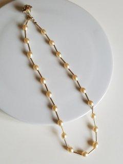 ★monshiro(モンシロ)スカビオサ ネックレス Scabiosa  necklace