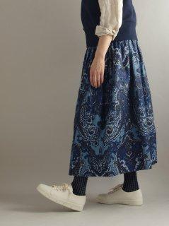 Bohemians(ボヘミアンズ) ポーリーン ギャザースカート PAULINE SATIN GATHERSKIRT