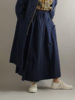 ★ Barbour(バブアー)ナイロンロングスカート