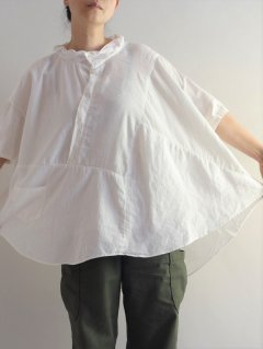 ★TIGRE BROCANTE(ティグルブロカンテ) ミックスソリッドシャツ Mix solid Shirts