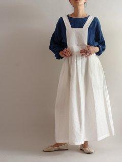 si-si-si comfort(スースースーコンフォート) ジャンパースカート(Cotton Linen)