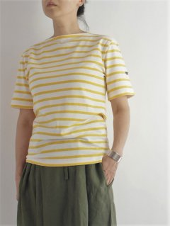 ★Leminor(ルミノア)ボーダー カットソーTシャツ(半袖)