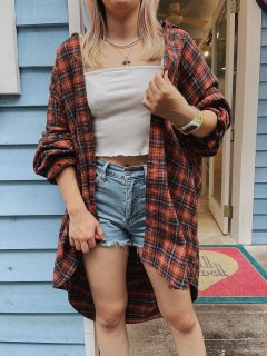 <img class='new_mark_img1' src='https://img.shop-pro.jp/img/new/icons14.gif' style='border:none;display:inline;margin:0px;padding:0px;width:auto;' />Used Flannel Shirts