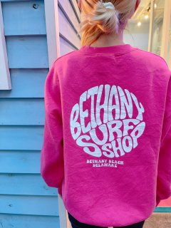 <img class='new_mark_img1' src='https://img.shop-pro.jp/img/new/icons14.gif' style='border:none;display:inline;margin:0px;padding:0px;width:auto;' />Used 'BETHANY BEACH SURF SHOP' Sweat Top