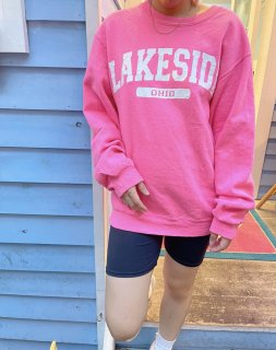 <img class='new_mark_img1' src='https://img.shop-pro.jp/img/new/icons14.gif' style='border:none;display:inline;margin:0px;padding:0px;width:auto;' />Used 'LAKE SIDE' Sweat Top
