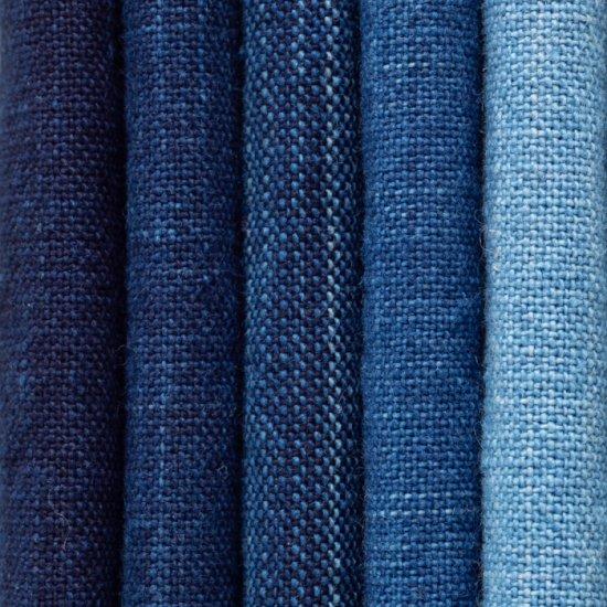 松阪木綿 藍染