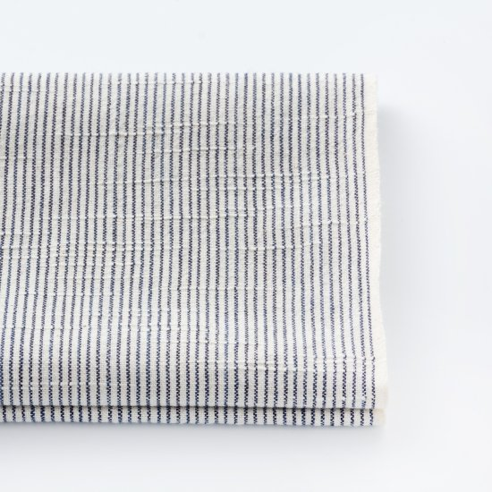 松阪木綿 白縞