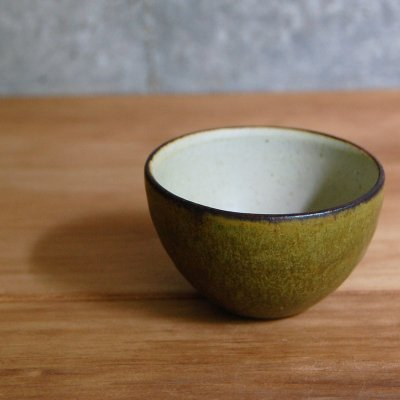 丸汲出し(緑) / 中村 恵子