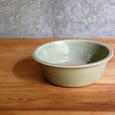 リム付き小鉢(グリーン) / こいずみ みゆき
