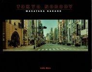TOKYO NOBODY<br>中野正貴写真集