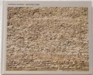 Andreas Gursky: Architecture<br>アンドレアス・グルスキー写真集
