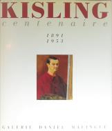 KISLING<br> centenaire 1891-1953<br> キスリング