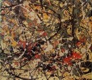 Jackson Pollock <br>ジャクソン・ポロック