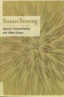 Against Interpretation <br>and Other Essays <br>Susan Sontag <br>英文 反解釈 <br>スーザン・ソンタグ