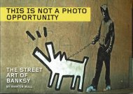 This Is Not a Photo Opportunity. <br>The Street Art of Banksy.<br>英文 バンクシーのストリートアート
