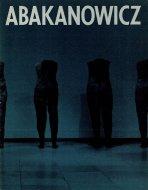 アバカノヴィッチ展 <br>記憶・沈黙・いのち <br>MAGDALENA ABAKANOWICZ <br>図録