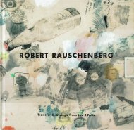 Robert Rauschenberg: <br>Transfer Drawings <br>of the 1960s <br>ロバート・ラウシェンバーグ <br>図録