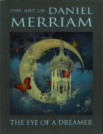 The Art of Daniel Merriam: <br>The Eye of a Dreamer <br>ダニエル・メリアム <br>署名・記名入