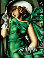 美しき挑発 レンピッカ展 <br>本能に生きた伝説の画家 <br>TAMARA DE LEMPICKA <br>図録