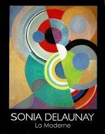 ソニア・ドローネ展 <br>Sonia Delaunay <br>La Moderne <br>図録