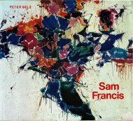 Sam Francis <br>サム・フランシス