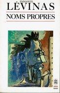 Noms propres <br>仏文 固有名 <br>レヴィナス
